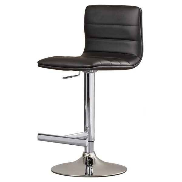 Urban Unity Motivo Adjustable Height Swivel Bar Stool by Sunpan Modern