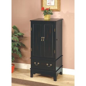 Wapato Jewelry Armoire with Mirror by ..