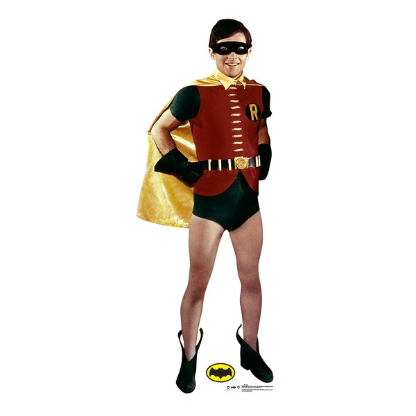 Batman - Robin Life-Size Cardboard Cutout by Advanced Graphics