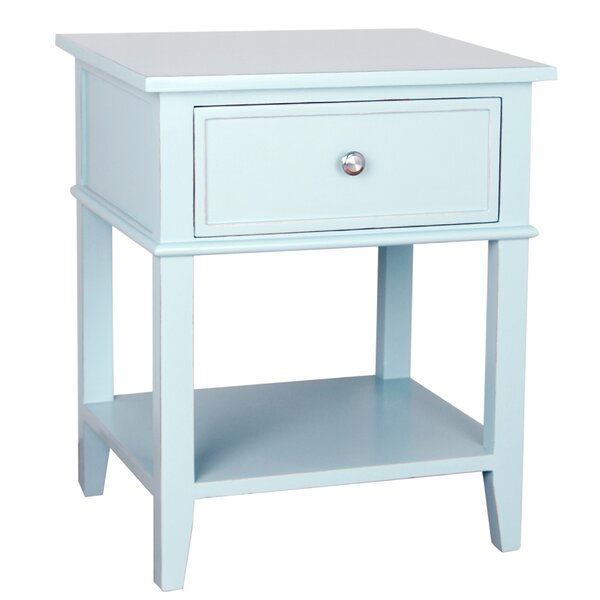 Julian End Table by Beachcrest Home