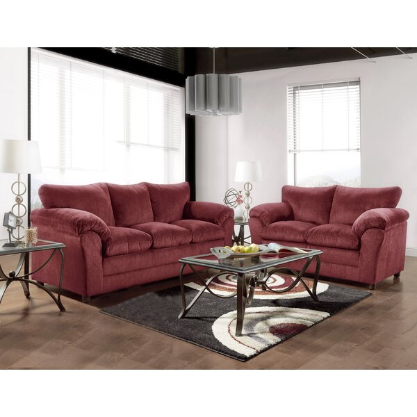 Engebretson 2 Piece Living Room Set by Red Barrel Studio