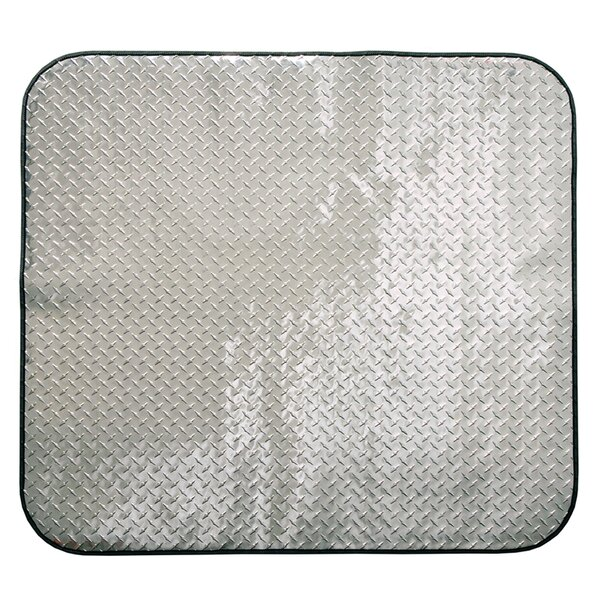 Diamond Plate Chair Mat by PitStop Furniture