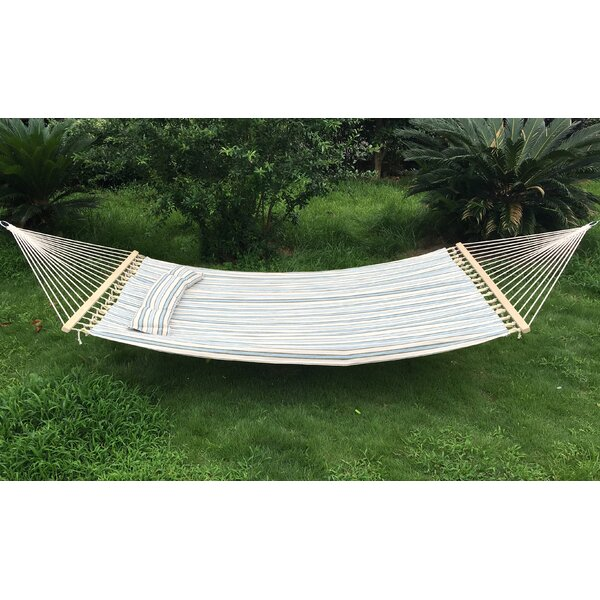 Cotton and Polyester Tree Hammock by Attraction Design Home