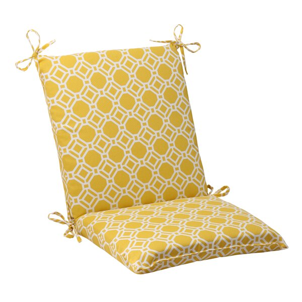 Eakes Indoor/Outdoor Chair Cushion By Highland Dunes