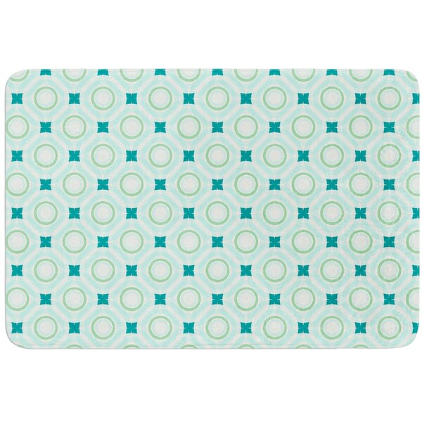 Tossing Pennies I by Catherine McDonald Bath Mat by East Urban Home