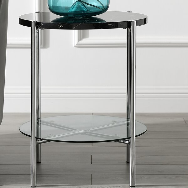 Carr End Table By Wrought Studio