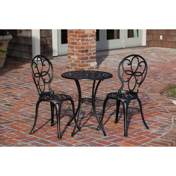 3 Piece Bistro Set by PatioSense