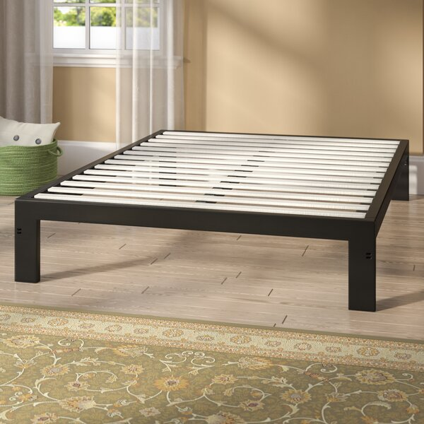 Platform Bed Frame by Alwyn Home