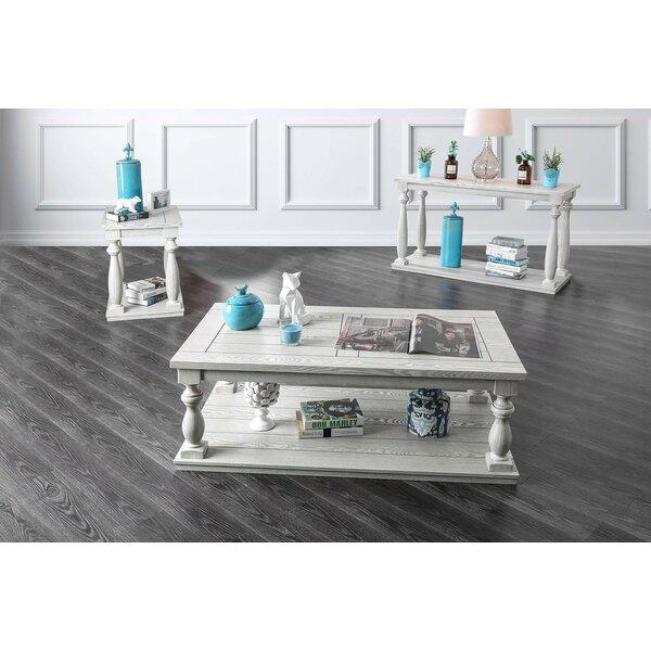 Conti 3 Piece Coffee Table Set by Ophelia & Co. Ophelia & Co.