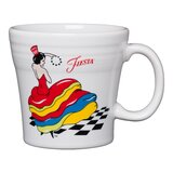 Dancing Lady Coffee Mug byFiesta