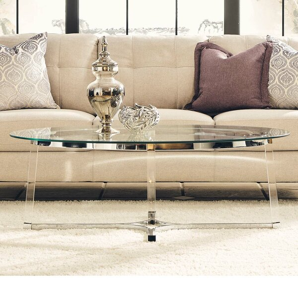 Carrier Coffee Table by Orren Ellis