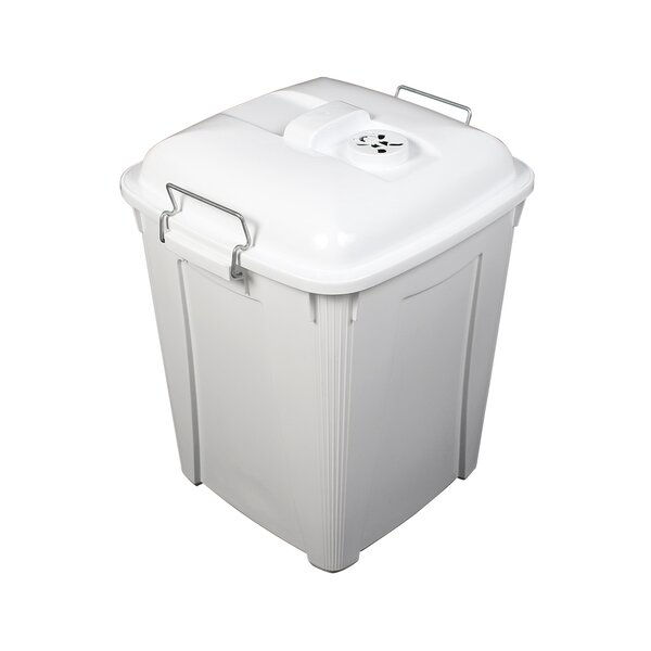 14 Gallon Recycling Bin (Set of 6) by Busch Systems