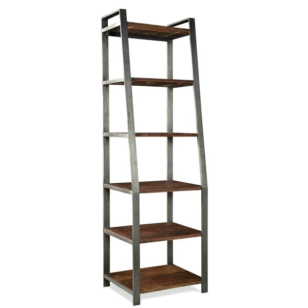 Williston Forge Leaning Bookcases