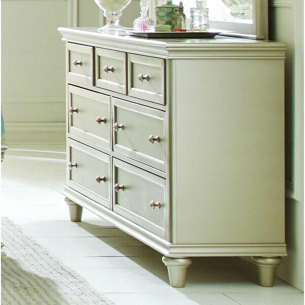 #2 Celine 7 Drawer Standard Dresser By Willa Arlo Interiors Discount