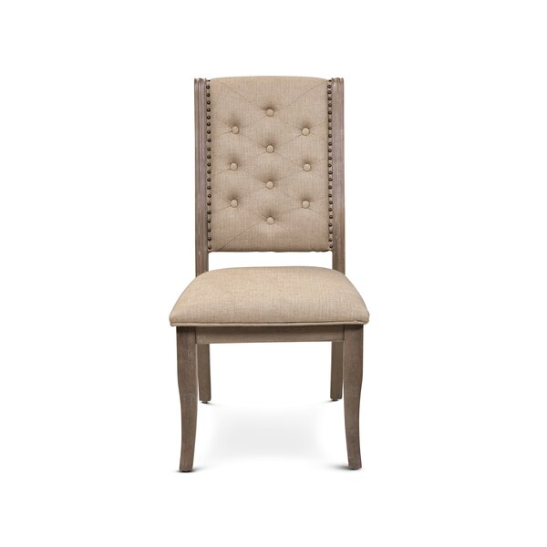 Esita Upholstered Dining Chair by Ophelia & Co.