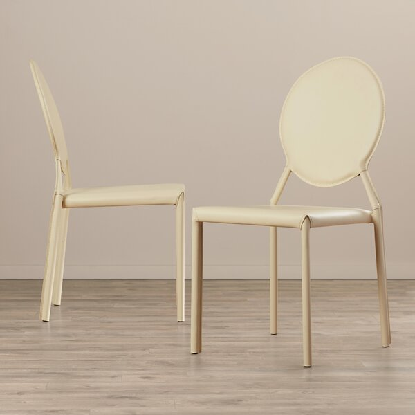 Barnabas Side Chair (Set of 2) by Willa Arlo Interiors