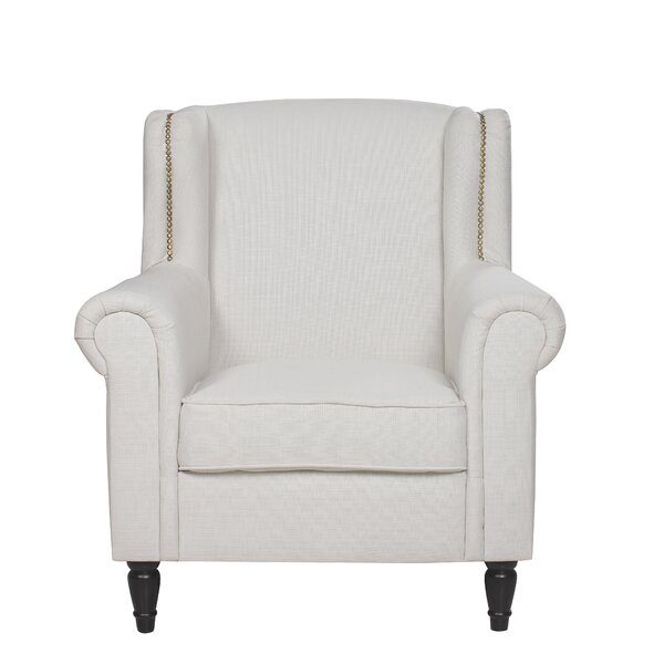 Killoren Wingback Chair By Charlton Home