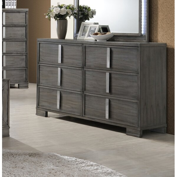 Sandiacre 6 Drawer Chest by Ivy Bronx