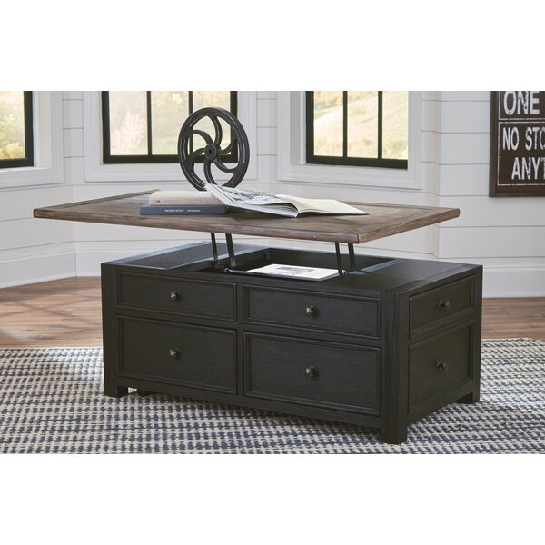 Edmore Coffee Table by Canora Grey