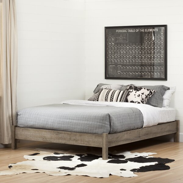 Munich Platform Bed by South Shore