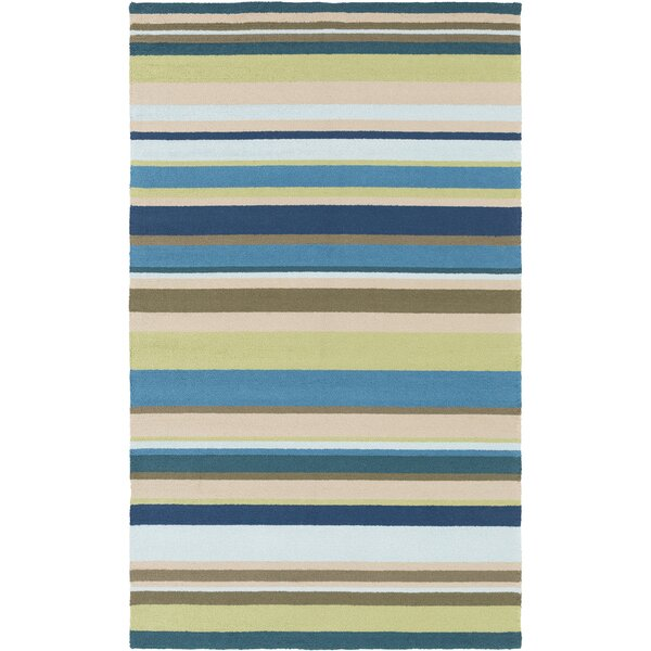 Mariela Fern Indoor/Outdoor Rug by Birch Lane™