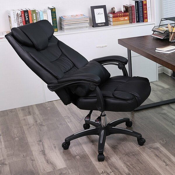 Ethen Ergonomic Executive Chair by Rebrilliant