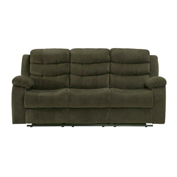 Brynn Reclining Sofa by Winston Porter