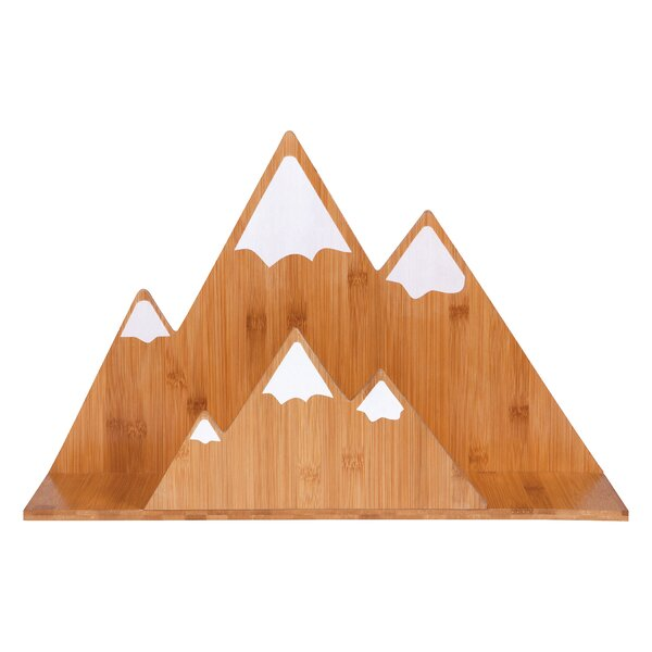 Mountain Wall Shelf by Trend Lab