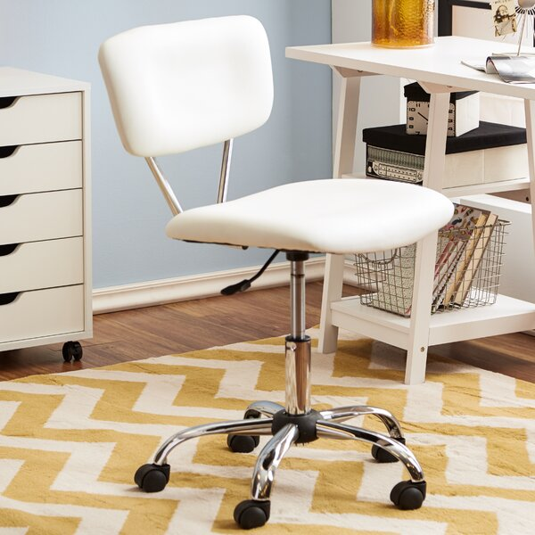 Chloe Mid-Back Desk Chair by Zipcode Design