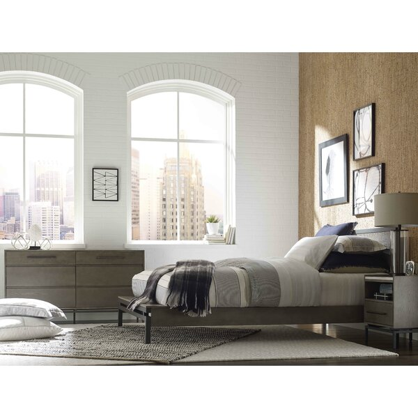 Ascher Platform Configurable Bedroom Set by Tommy Hilfiger