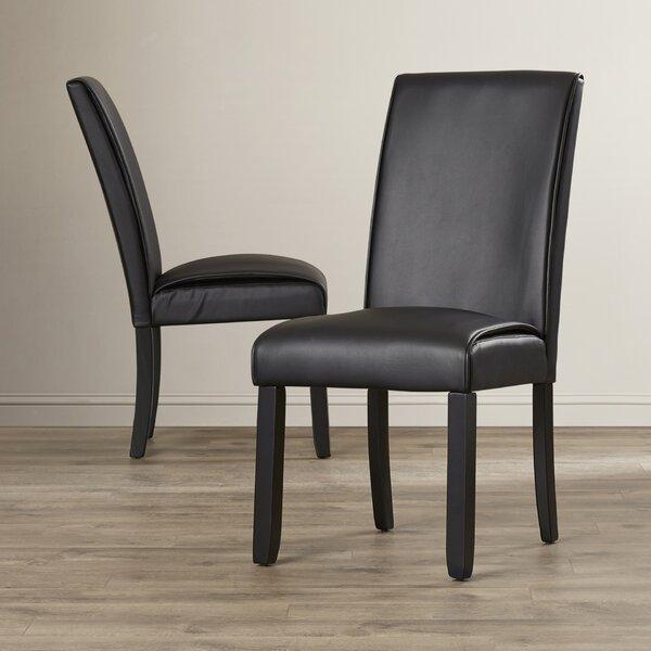 Gabriella Parsons Chair (Set of 2) by Latitude Run