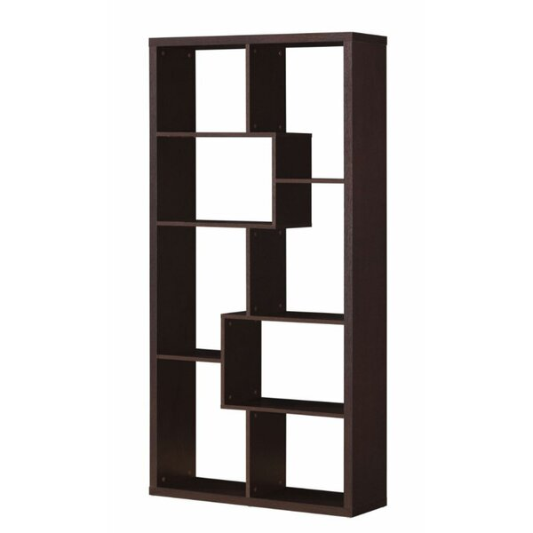 Mccardle Geometric Bookcase by Ivy Bronx