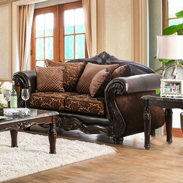 Dossett Loveseat by Astoria Grand