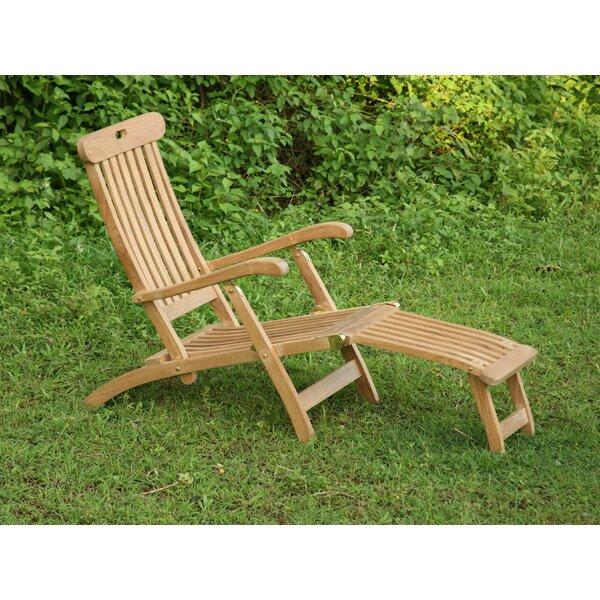 Elodie Steamer Lounge Chair by Rosalind Wheeler