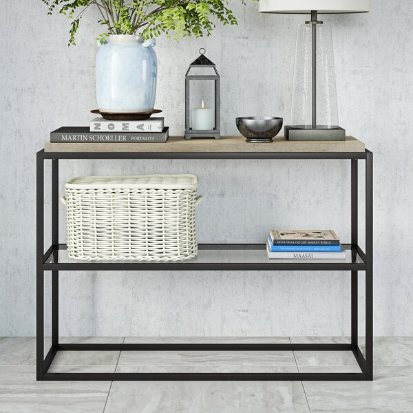 Jarrell Console Table by 17 Stories