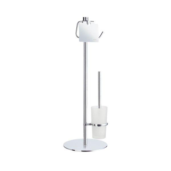 Chiodo Freestanding Toilet Paper Holder