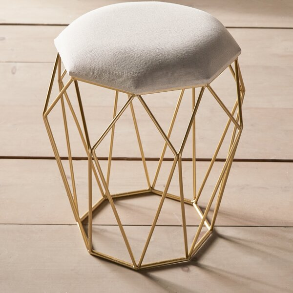 Shray Accent Stool by Willa Arlo Interiors