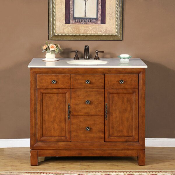 Eichorn 42 Single Bathroom Vanity Set by Charlton Home
