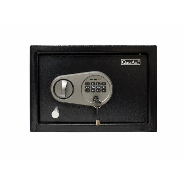Drawer Safe Box with Electronic Lock by Qualarc
