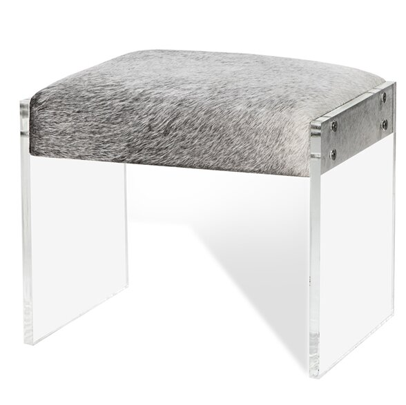 Aiden Accent Stool by Interlude