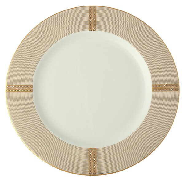 Regency Gold 12 Bone China Charger Plate