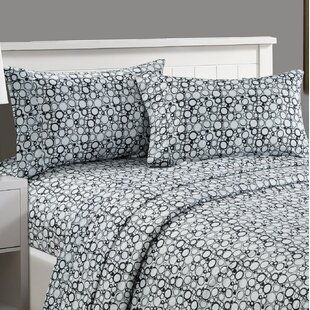 Great Price Yount Circles Sheet Set By Latitude Run