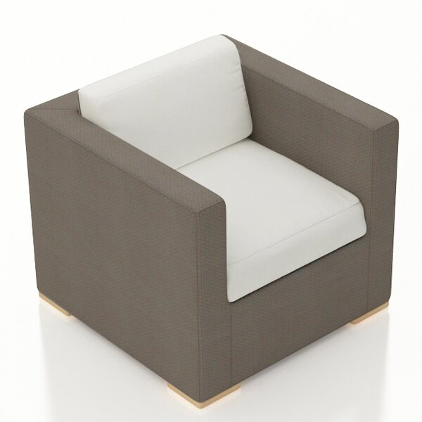 Element Club Chair with Cushion by Harmonia Living