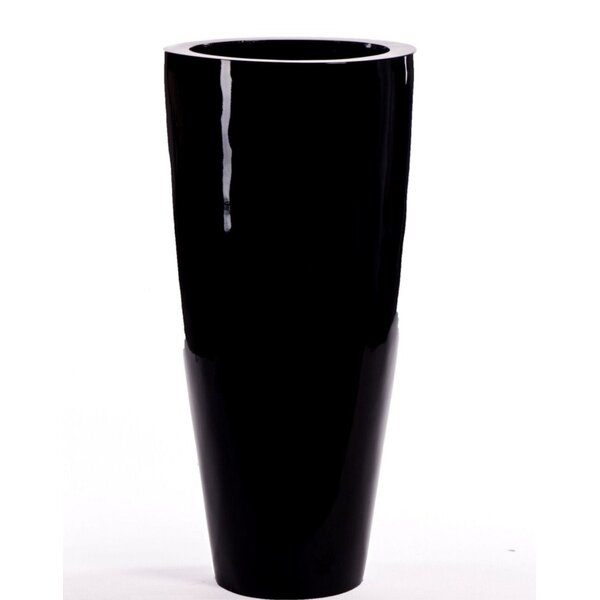 Yanagi Conical Polyresin Pot Planter by Orren Ellis