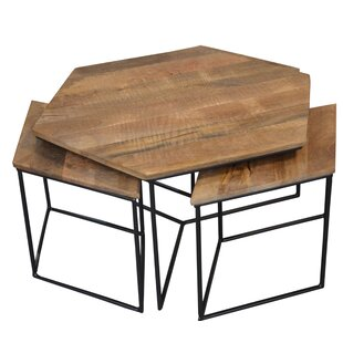 Antora Occasional 4 Piece Coffee Table Set