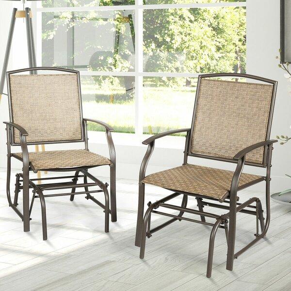 Holzman Rocking Chair by Winston Porter