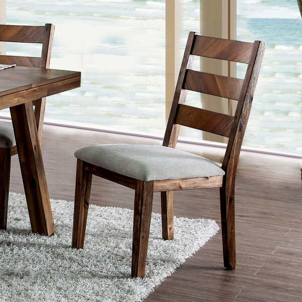 Stillmore Upholstered Dining Chair (Set of 2) by Foundry Select