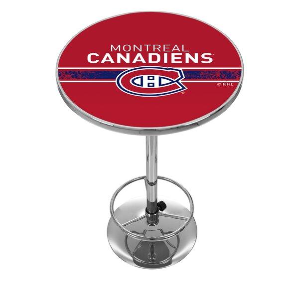 NHL Pub Table by Trademark Global