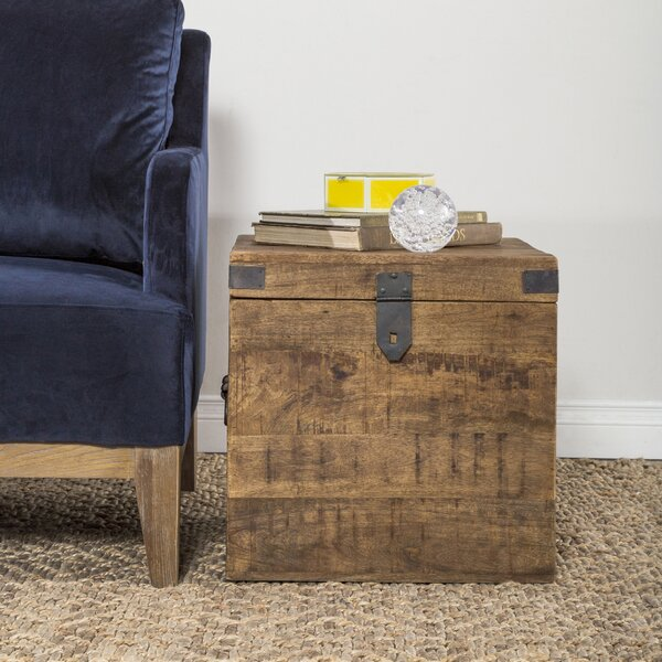 Hinz End Table with Storage by Williston Forge