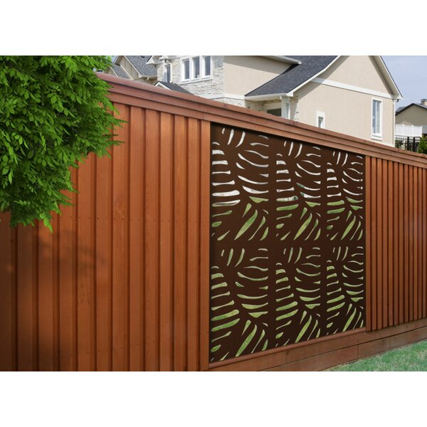2 ft. H x 4 ft. W Cabo WPC Fence Panel by Modinex